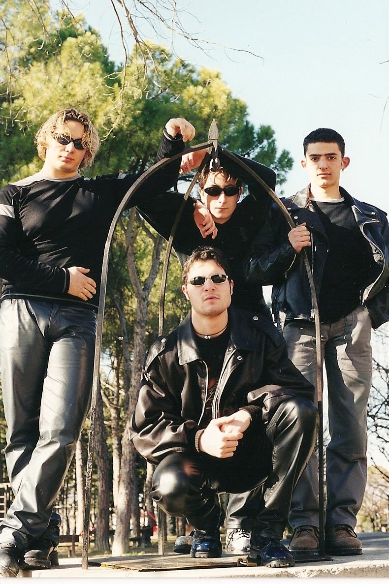 'Existence' Photoshoot - January 2000