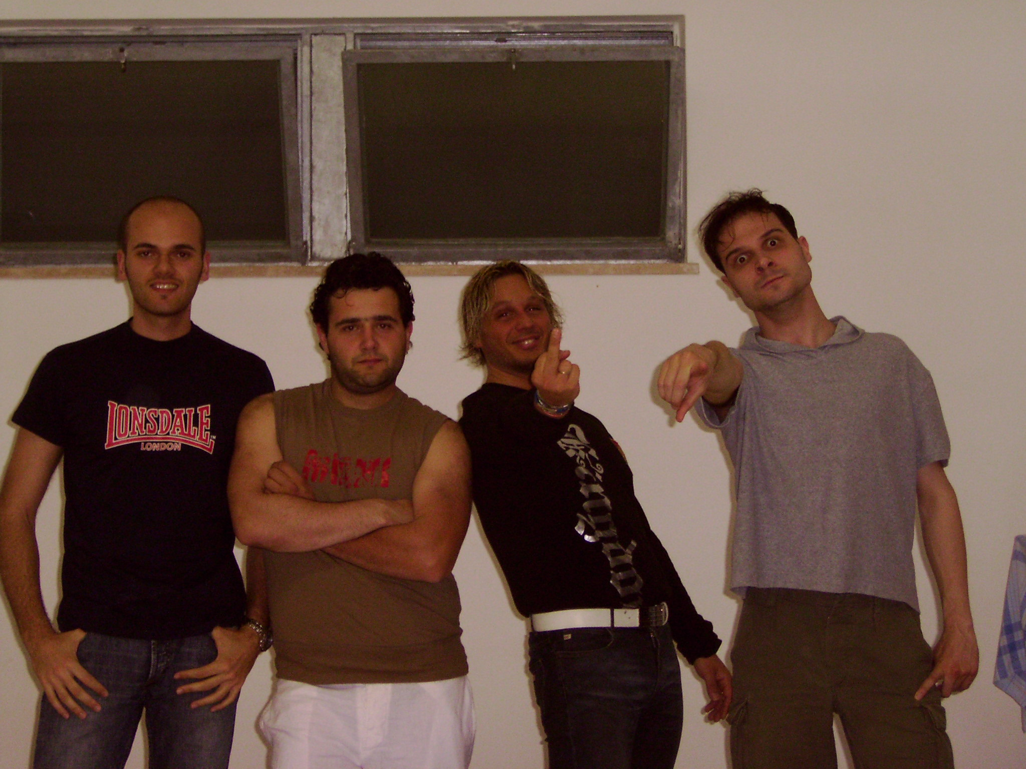 After a Rehearsal - June 2004