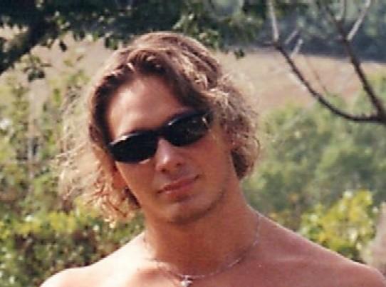 'Mind is Blind' Photoshoot - summer 1998