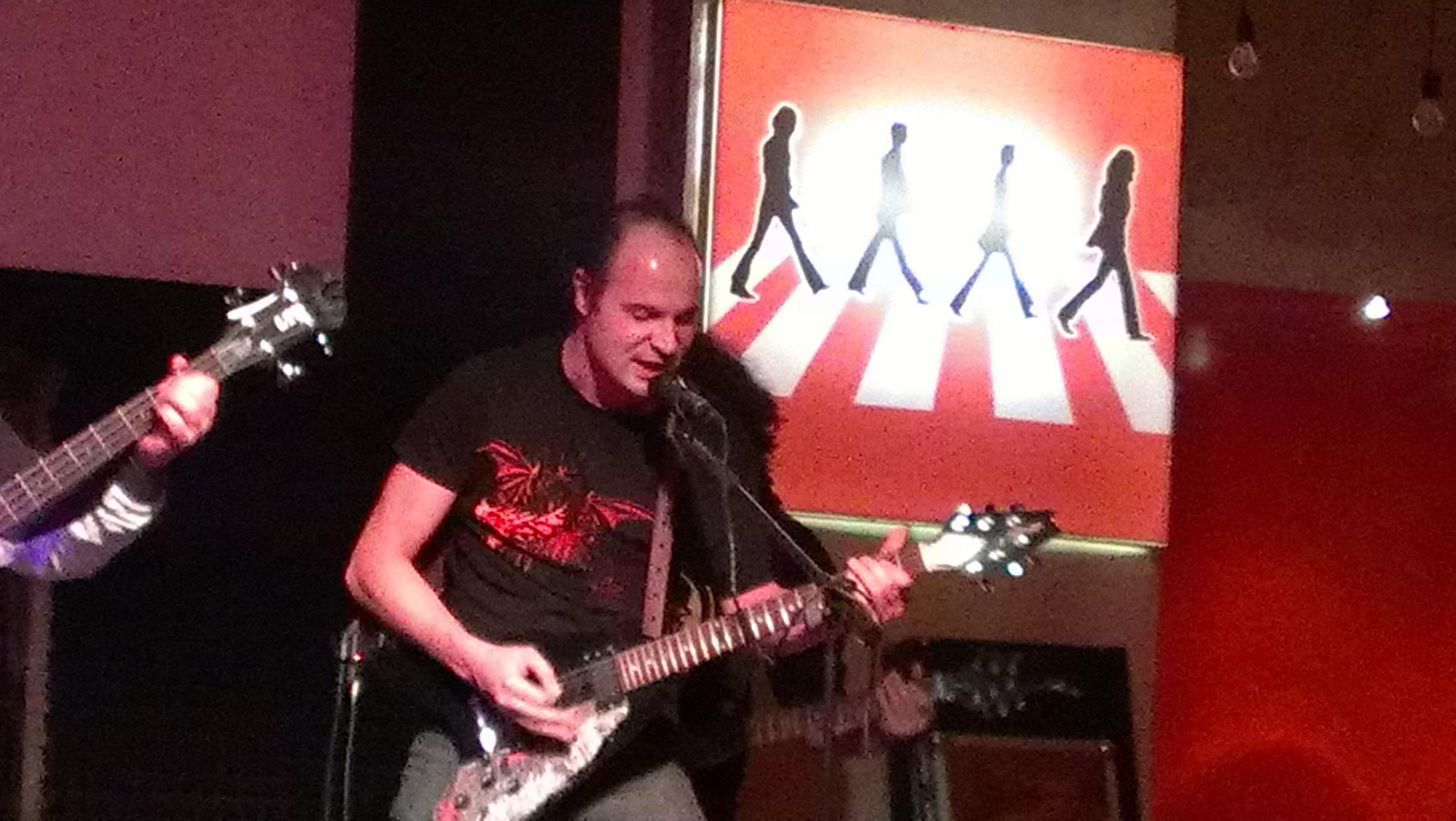 Live@Altrimenti ci Arrabbiamo, Macerata, Italy - 12.12.2012