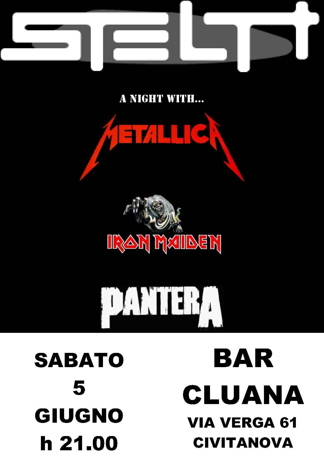 Live@Bar Cluana, Marche, Italy - 5.6.2010