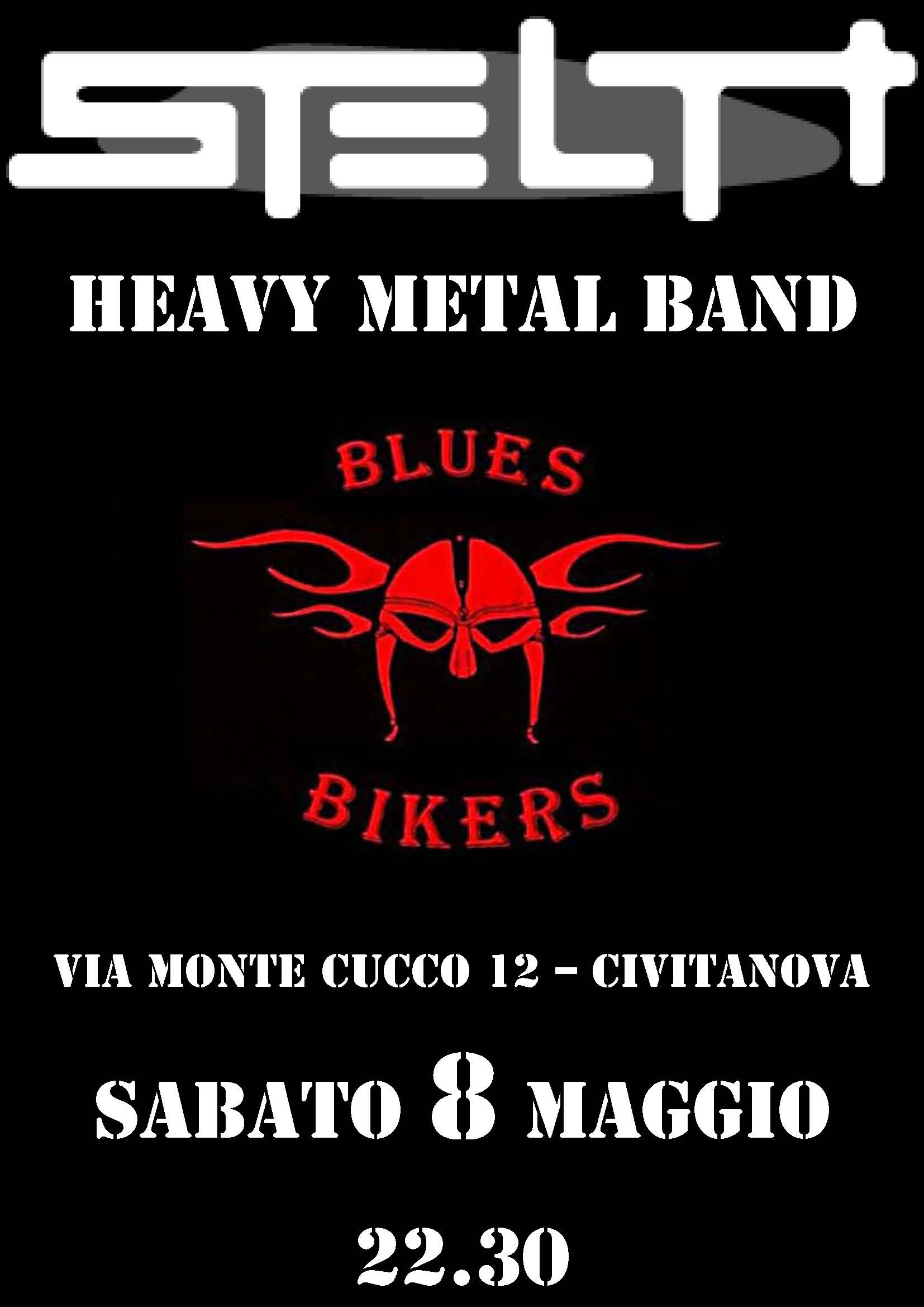 Live@Blues Bikers, Marche, Italy - 8.5.2010