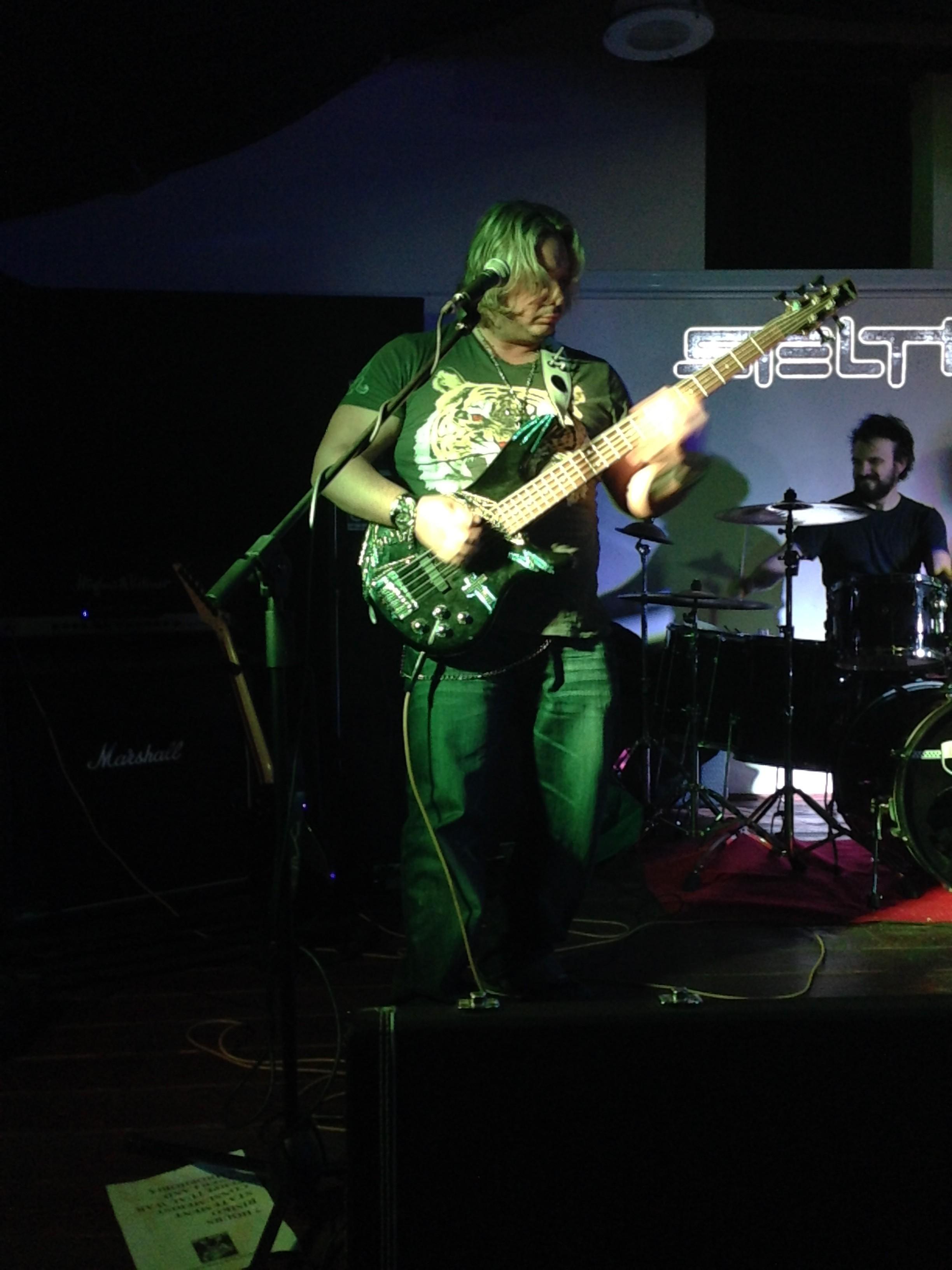 Live@La Piccola, Marche, Italy - 20.12.2014
