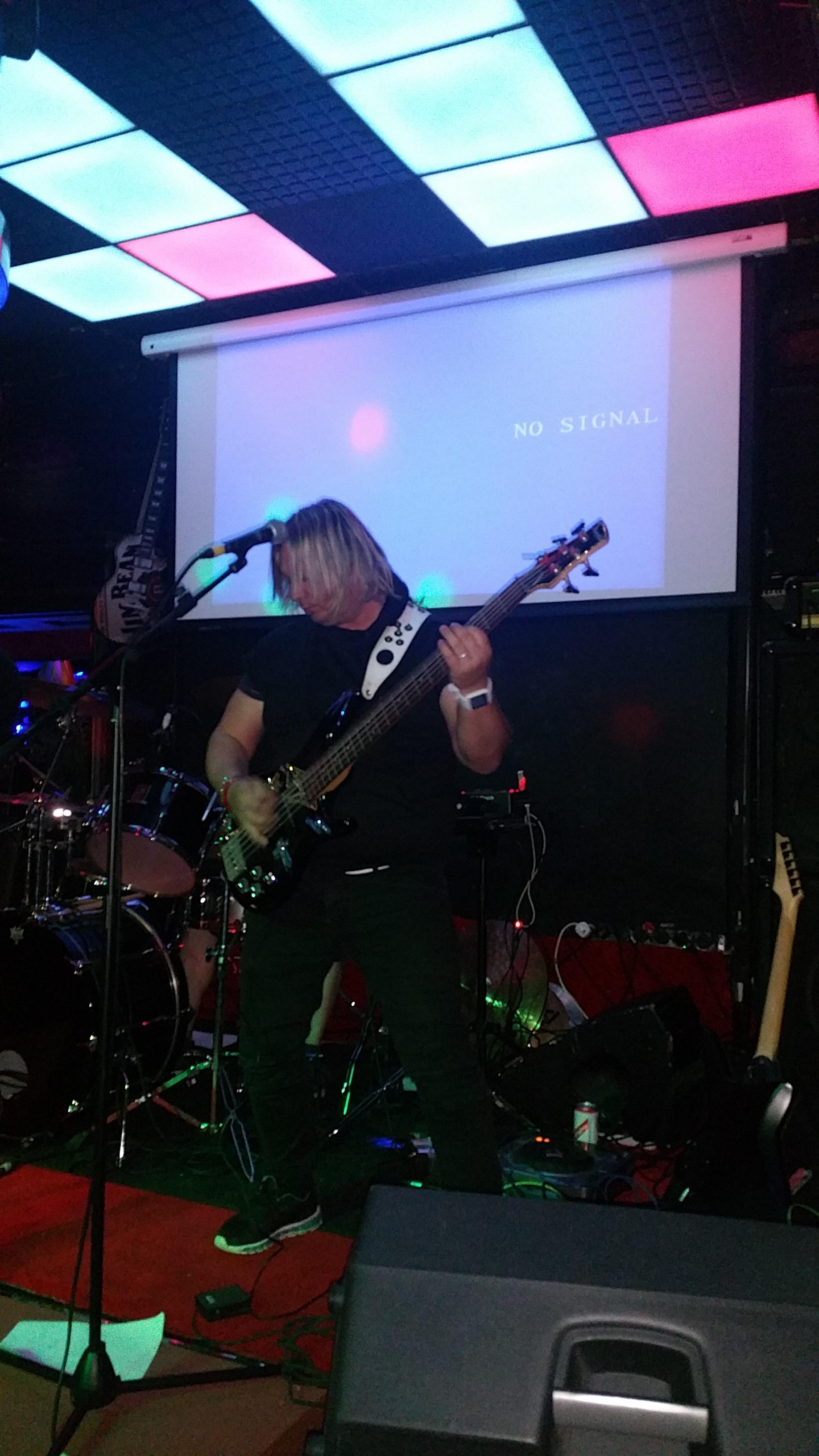 Live@Retribution Alive, The Lounge, London, UK - 21.4.2017