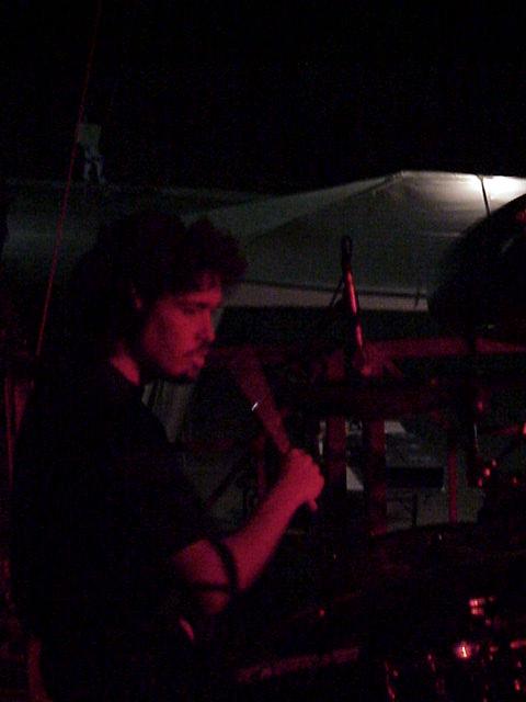 Live@Kosarock, Marche, Italy - 18.7.2002