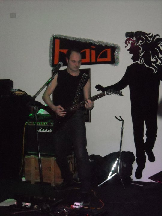 Live@Kaia, Marche, Italy - 4.3.2011