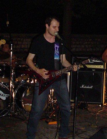 Live@Colle Ascarano, Marche, Italy - 7.8.2004