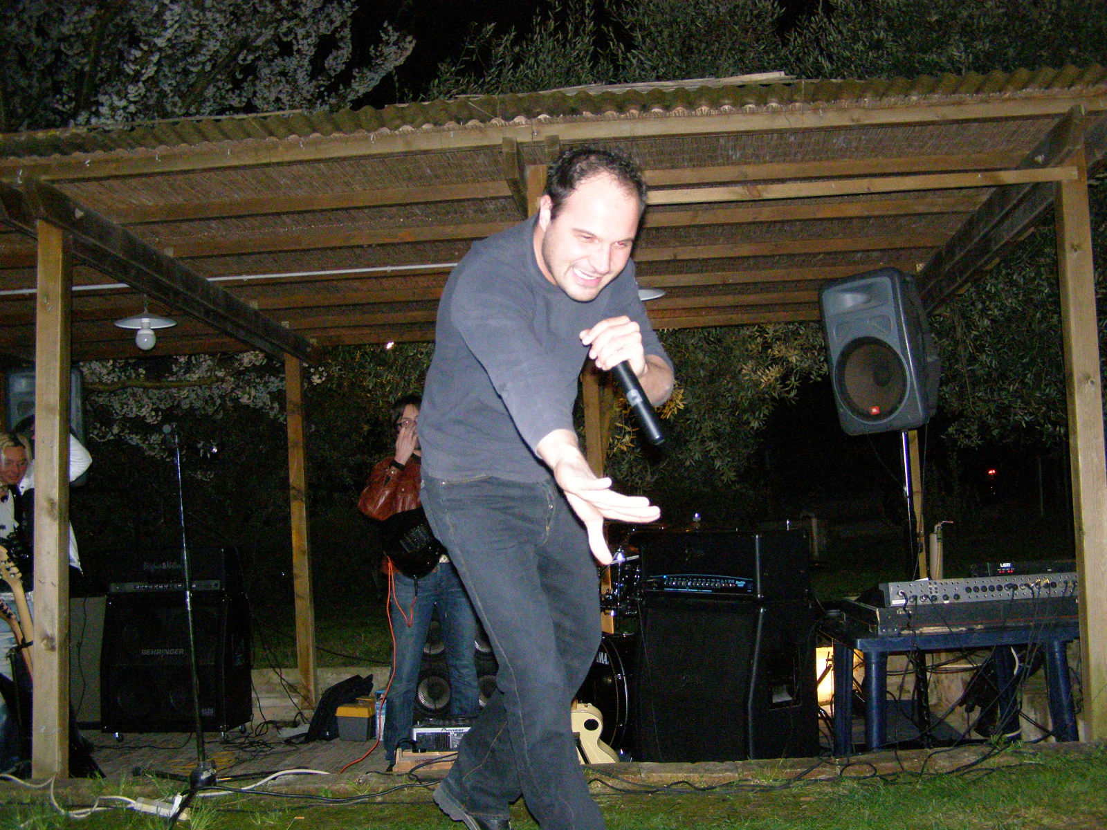 Live@Nautilus, Marche, Italy - 10.4.2010