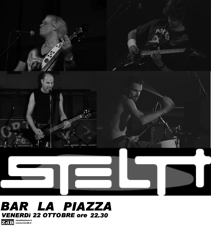 Live@La Piazza Music Hall, Marche, Italy - 22.10.2010