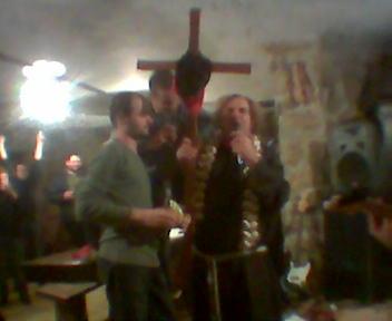 Live@La Polveriera, Marche, Italy - 10.12.2004