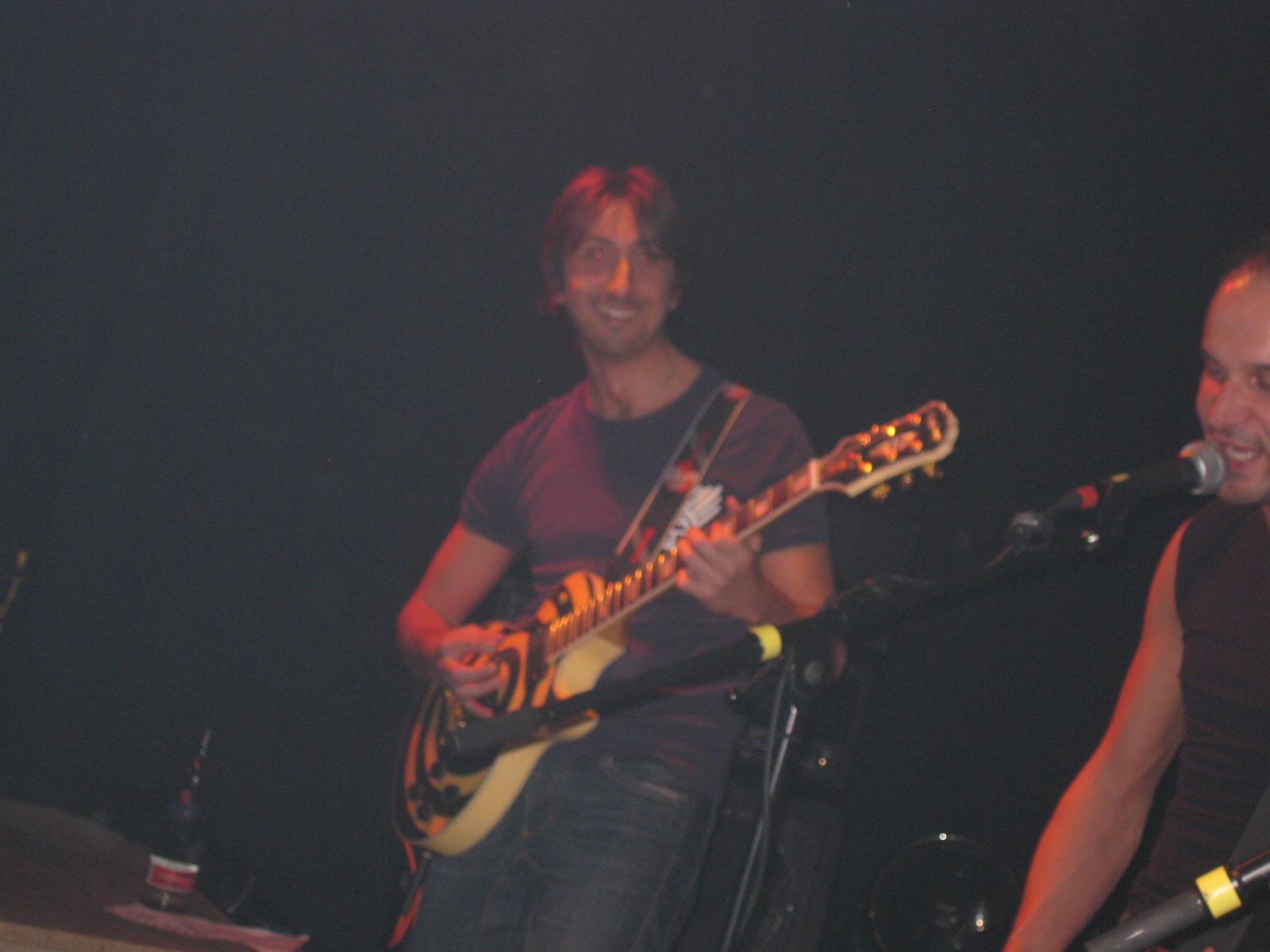 Live@Met Bar, Lenzburg, Switzerland - 17.10.2009
