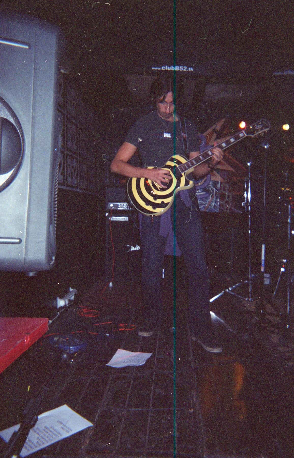 Live@B52 Club, Eernegem, Belgium - 3.10.2009