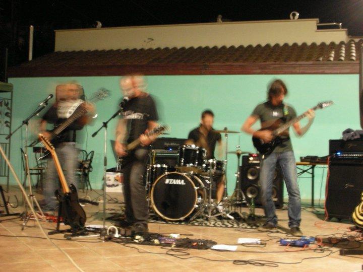 Live@Poker Café, Marche, Italy - 1.8.2010
