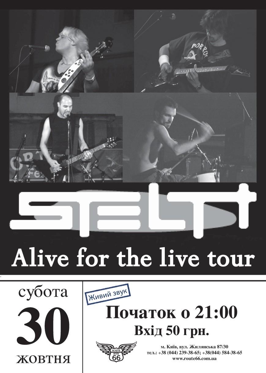 Live@Route 66, Kiev, Ukraine - 30.10.2010