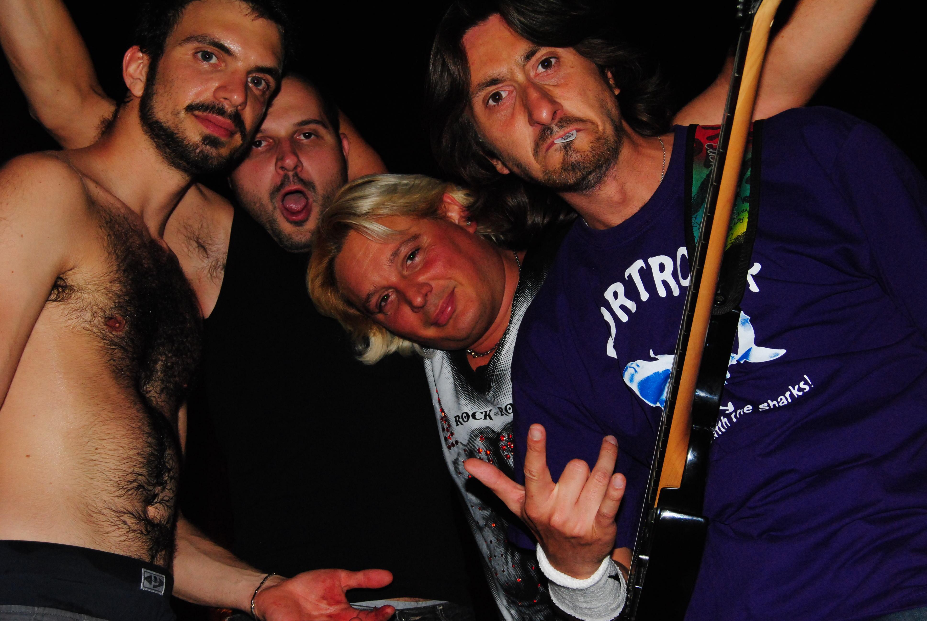 Live@Portrock Festival, Marche, Italy - 9.7.2010