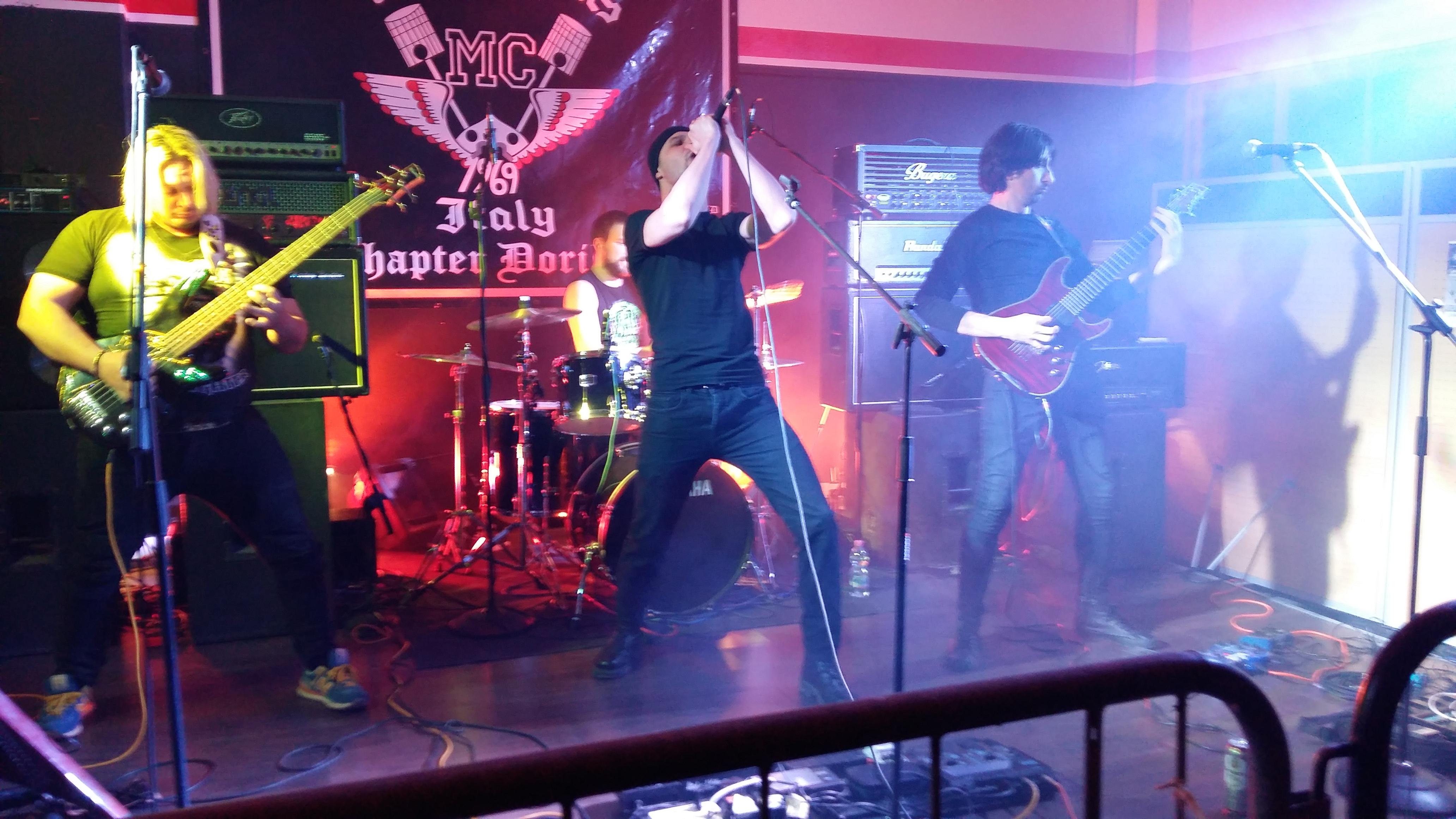 Live@Twister 24, Marche, Italy - 3.4.2015