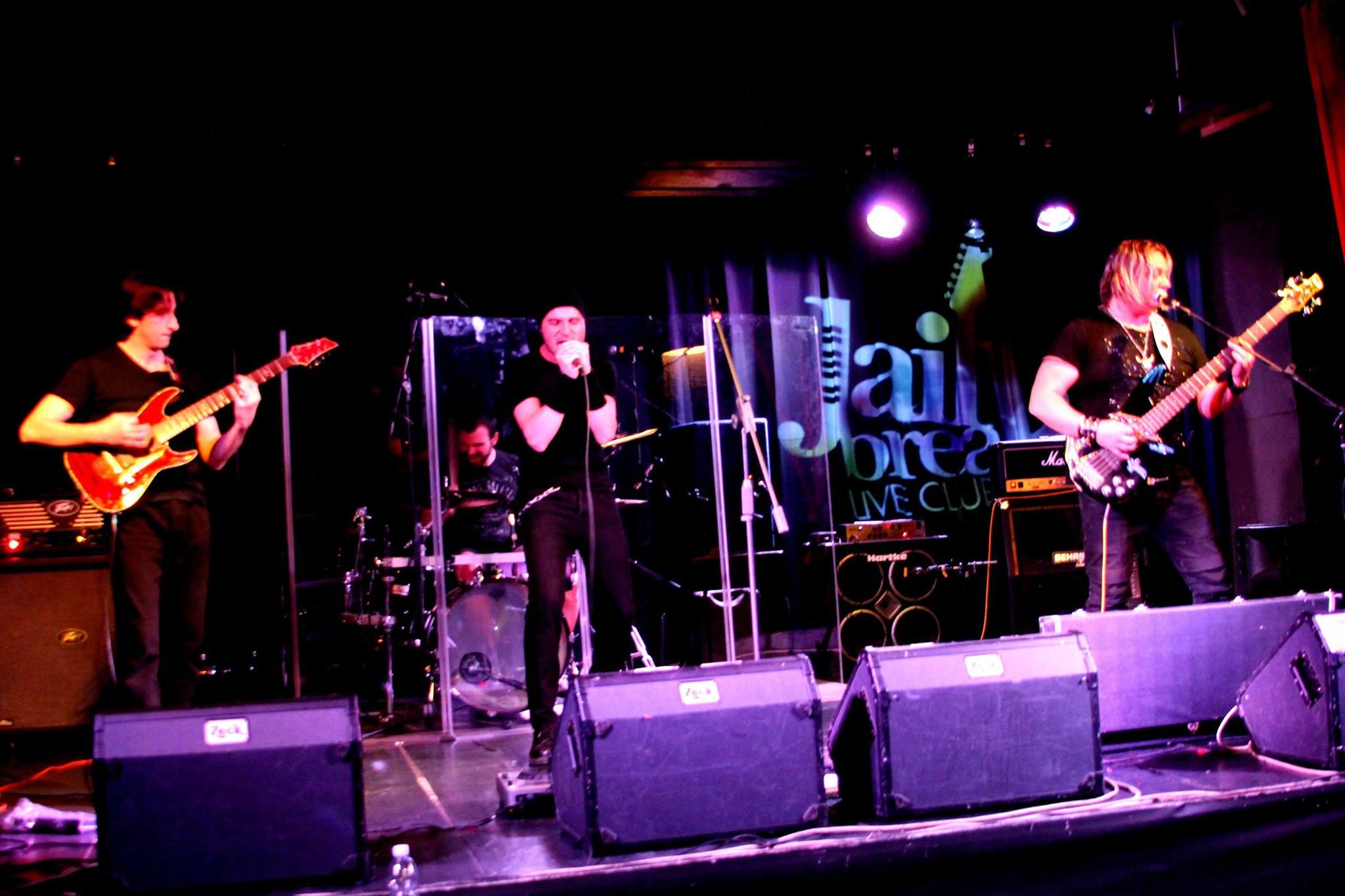Live@ADC Festival, Jailbreak Live Club, Rome, Italy - 17.4.2016