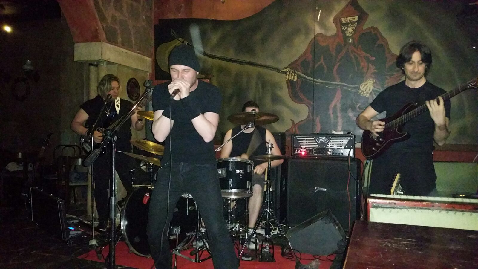 Live@Dylan Dog Horror Pub, Rimini, Italy - 15.4.2017