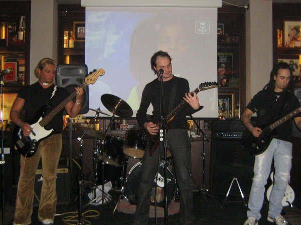 Live@Rockaway, Marche, Italy - 27.1.2007