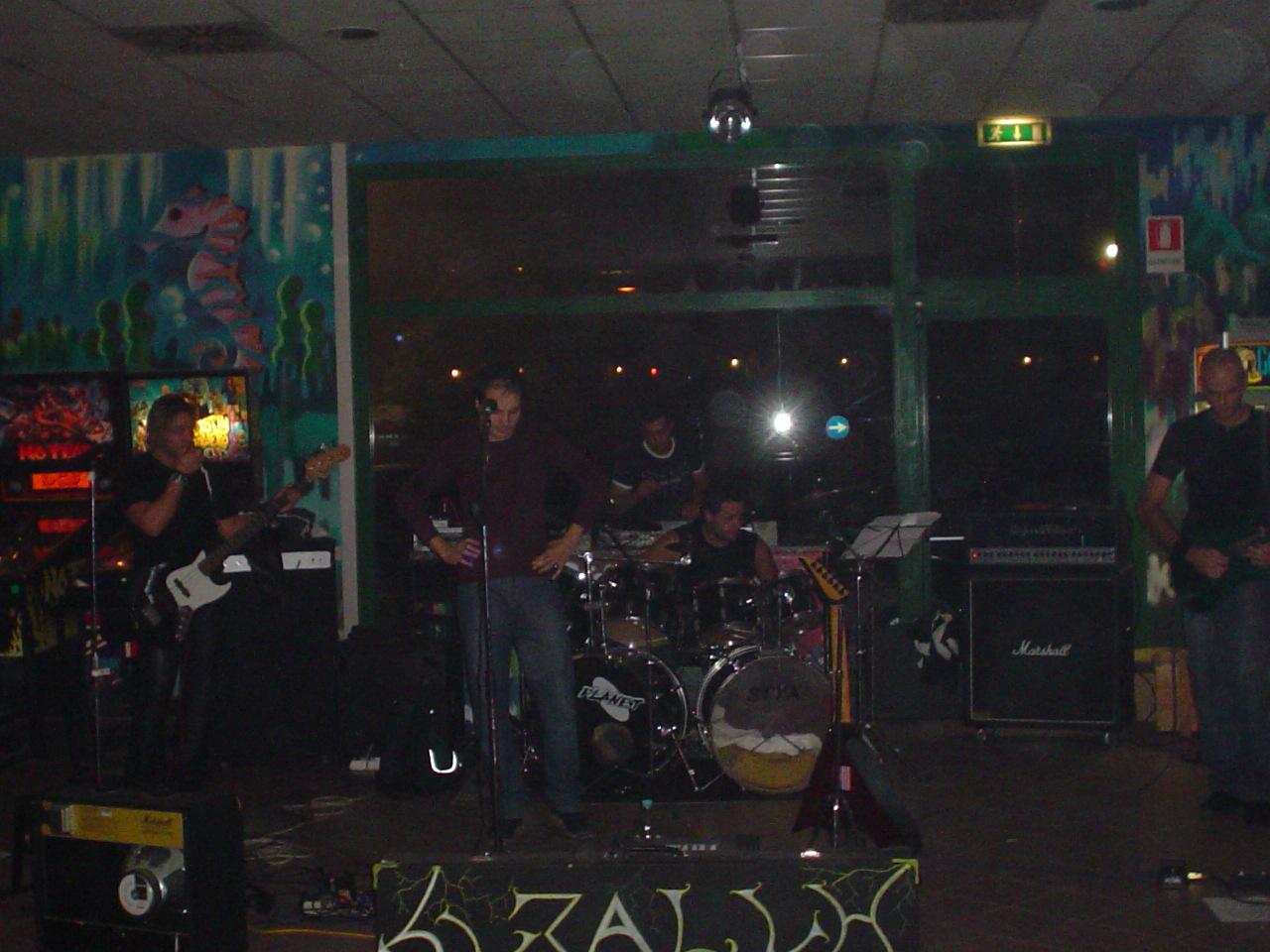 Live@Atlantide, Marche, Italy - 22.10.2004