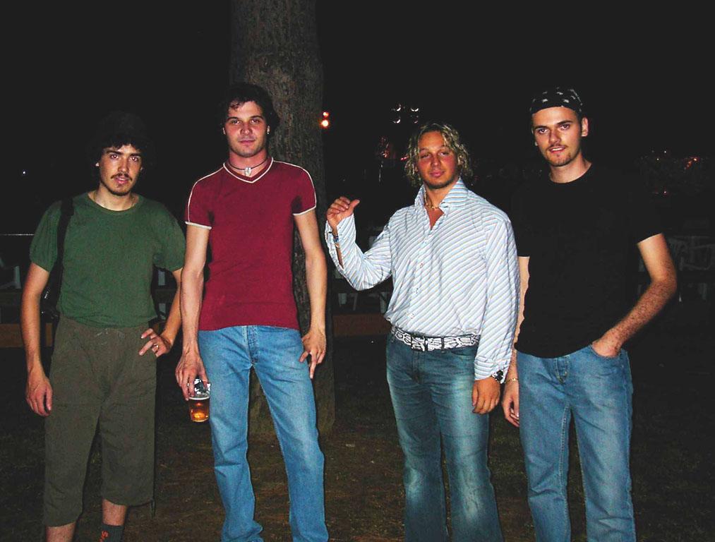 After Live@Vallesina Wave - 19.7.2002